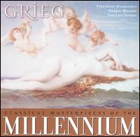Classical Masterpieces of the Millennium: Grieg - Budapest Strings