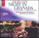 Claude Debussy: Night in Granada; Nocturnes; Clair de Lune