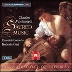 Claudio Monteverdi: Sacred Music