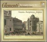 Clementi: The Complete Sonatas, Vol. 1