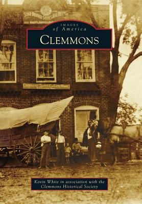 Clemmons - White, Kevin, Mr., and Clemmons Historical Society