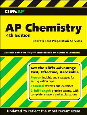 CliffsAP Chemistry - Bobrow Test Preparation Services