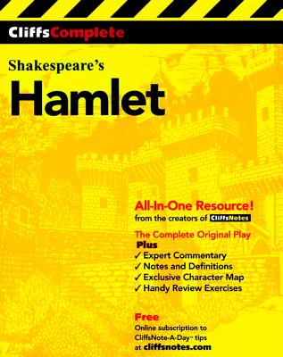 Cliffscomplete Shakespeare's Hamlet - Shakespeare, William