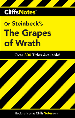 CliffsNotes on Steinbeck's The Grapes of Wrath - Vicek, Kelly McGrath