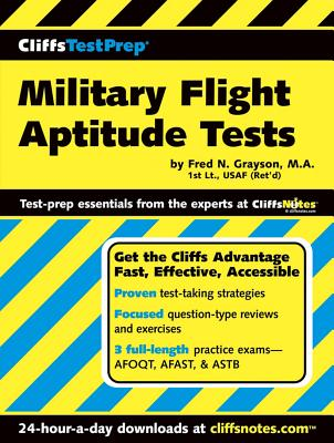 Cliffstestprep Military Flight Aptitude Tests - Grayson, Fred N