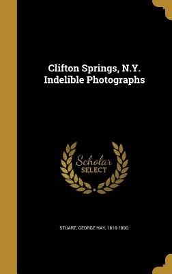Clifton Springs, N.Y. Indelible Photographs - Stuart, George Hay 1816-1890 (Creator)