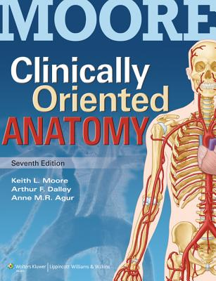 Clinically Oriented Anatomy - Moore, Keith L.