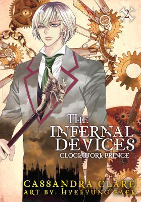 Clockwork Prince - Clare, Cassandra