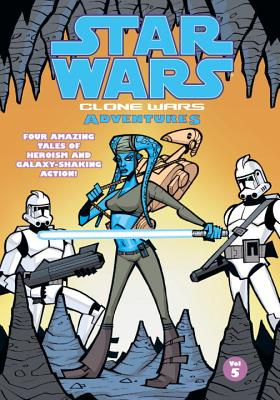 Clone Wars Adventures - Jacobs, Matt