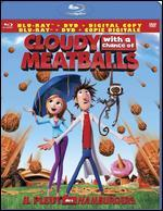 Cloudy With a Chance of Meatballs [French] [Blu-ray/DVD]
