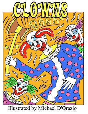 Clowns - D'Orazio, Michael a
