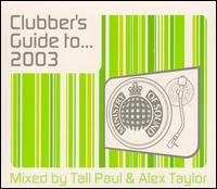 Clubber's Guide To 2003 - Various Artists