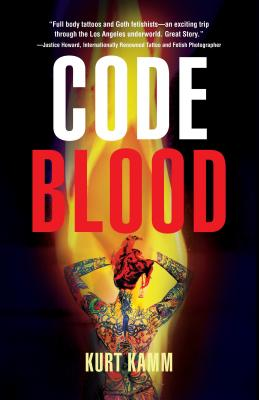 Code Blood - Kamm, Kurt