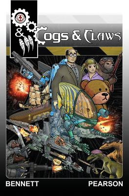 Cogs & Claws - Pearson, Jimmy