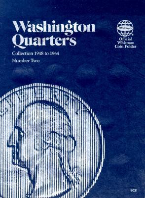 Coin Folders Quarters: Washington, 1948-1964 - Whitman