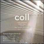 Coll: Violin Concerto; Hidd'n Blue; Mural; Four Iberian Miniatures; Aqua Cinerea