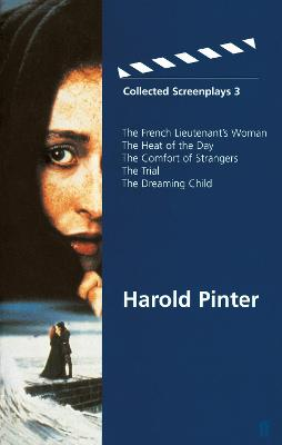 Collected screenplays three - Pinter, Harold