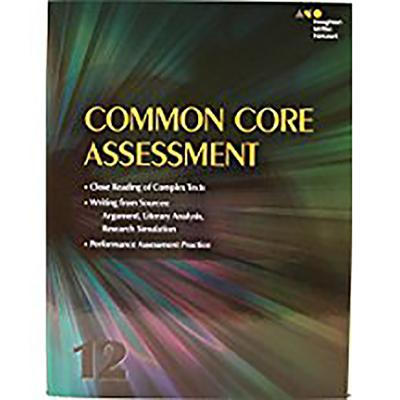 Collections: Common Core Assessment Student Edition Grade 12 - Holt McDougal (Prepared for publication by)