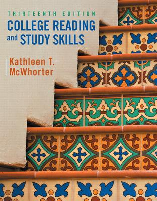 College Reading and Study Skills - McWhorter, Kathleen T, and Sember, Brette M