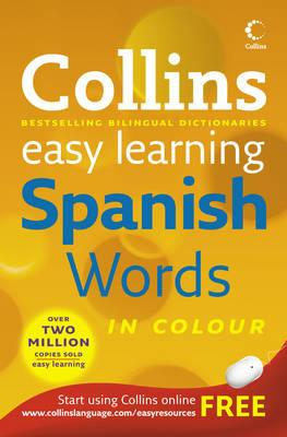 Collins Easy Learning Spanish Words -