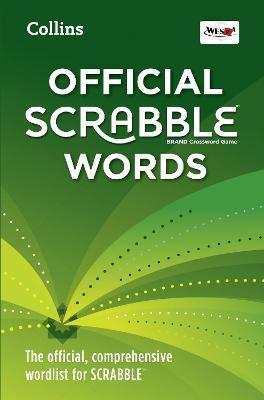 Collins Official Scrabble Words: The Official, Comprehensive Wordlist for Scrabble (TM) - Collins Dictionaries