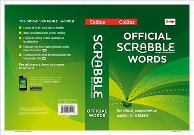 Collins Official Scrabble Words - Collins Dictionaries