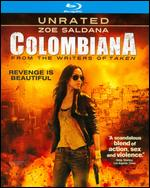 Colombiana [Unrated] [Blu-ray] [Includes Digital Copy] - Olivier Megaton
