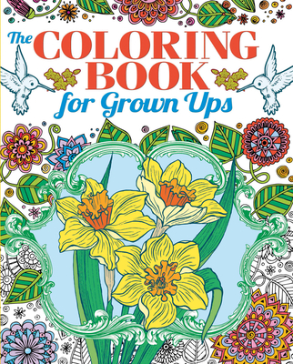 Coloring Book for Grown Ups - Coster, Patience