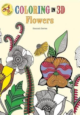 Coloring in 3D Flowers - Segal, Emma
