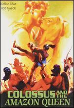 Colossus and the Amazon Queen - Vittorio Sala