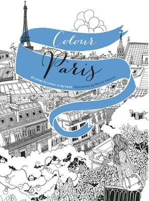 Colour Paris - Haworth, Hennie