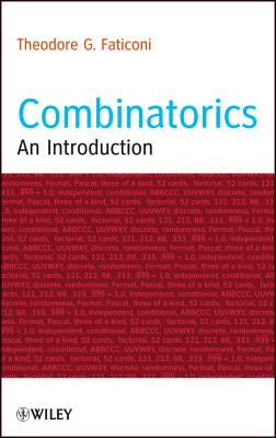 Combinatorics: An Introduction - Faticoni, Theodore G
