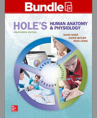 Combo: Loose Leaf Version of Hole's Human Anatomy & Physiology with Connect Access Card - Shier, David N, Dr., and Butler, Jackie L, and Lewis, Ricki, Dr.