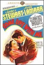Come Live with Me - Clarence Brown