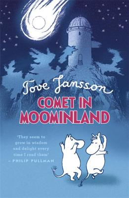 Comet in Moominland - Jansson, Tove, and Dennis, Hugh (Read by)