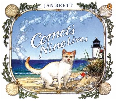 Comet's Nine Lives - Brett, Jan