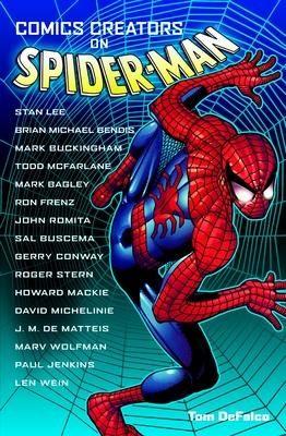 Comics Creators on Spider-Man - DeFalco, Tom