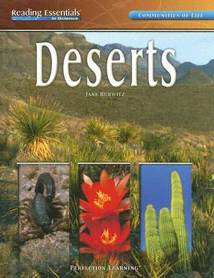 Communities of Life: Deserts - Hurwitz, Jane