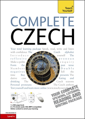 Complete Czech Beginner to Intermediate Course: (Book and Audio Support) - Short, David