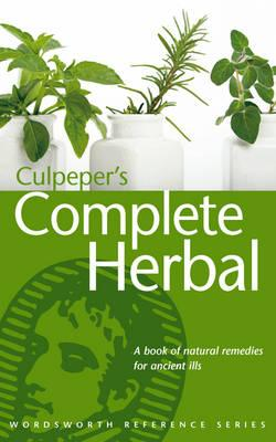 Complete Herbal - Culpeper, N