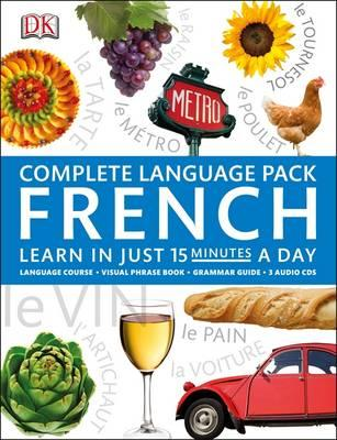 Complete Language Pack French - DK