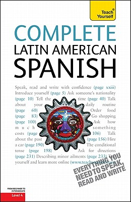 Complete Latin American Spanish: From Beginner to Intermediate - Kattan-Ibarra, Juan
