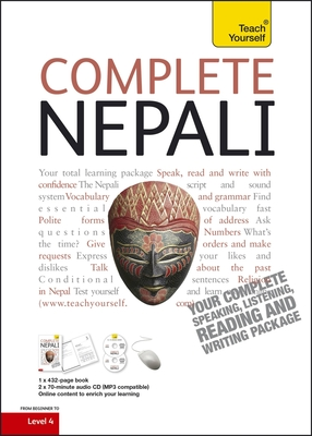 Complete Nepali Beginner to Intermediate Course: (Book and audio support) - Hutt, Michael, and Subedi, Abhi