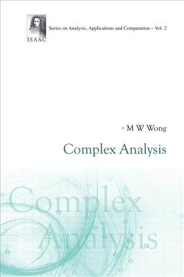 Complex Analysis - Wong, Man-Wah