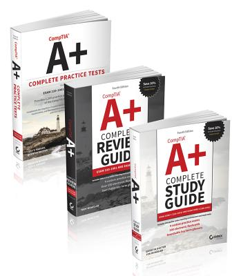 Comptia A+ Complete Certification Kit: Exam Core 1 220-1001 and Exam Core 2 220-1002 - Docter, Quentin, and Buhagiar, Jon, and Parker, Jeff T
