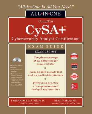 9781260011814: Comptia Cysa+ Cybersecurity Analyst