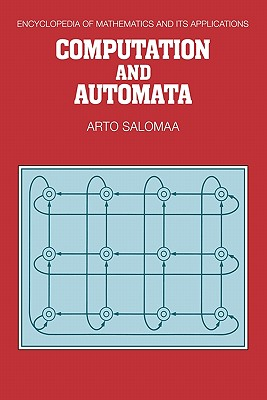 Computation and Automata - Salomaa, Arto