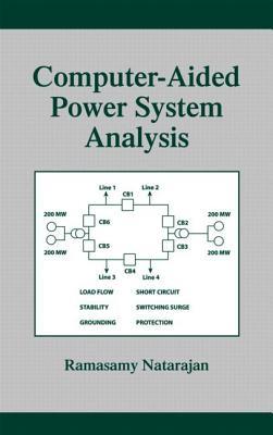 Computer-Aided Power System Analysis - Natarajan, Ramasamy