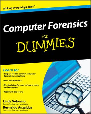 Computer Forensics for Dummies - Pollard, Carol, and Anzaldua, Reynaldo