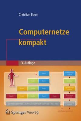 Computernetze Kompakt - Baun, Christian